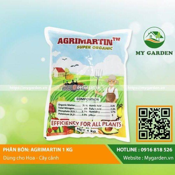 Công dụng của phân gà hữu cơ Agrimartin