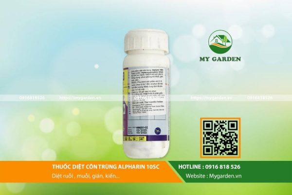 Thuốc chứa các thành phần an toàn cho sức khỏe