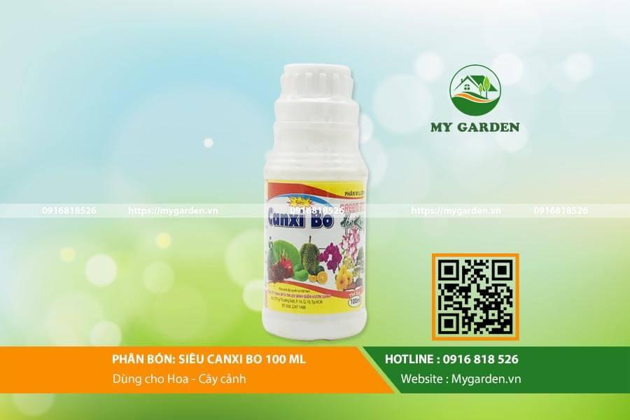 Phân bón Canxi Bo tăng năng suất cây trồng