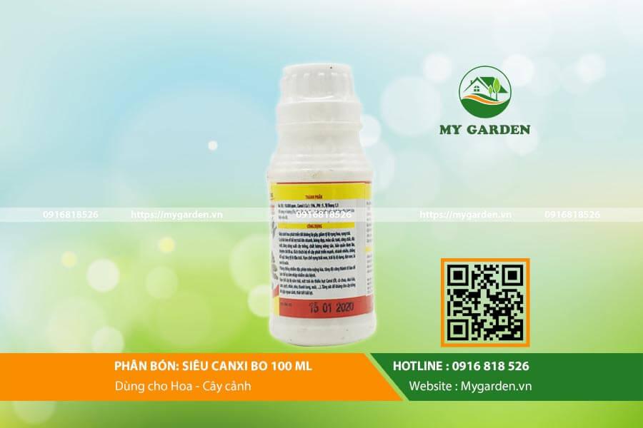 Phân bón Bo chống nhiễm độc phèn cho cây trồng