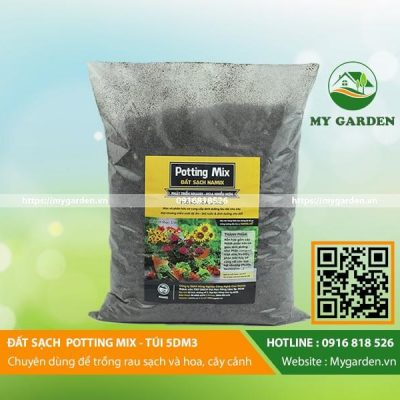 Dat-sach-potting-mix-5dm3-mygarden-0916818526-hinh-1