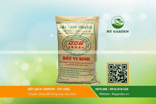 Dat-vi-sinh-Vinatap-tui-10kg-mygarden-0916818526-hinh-1
