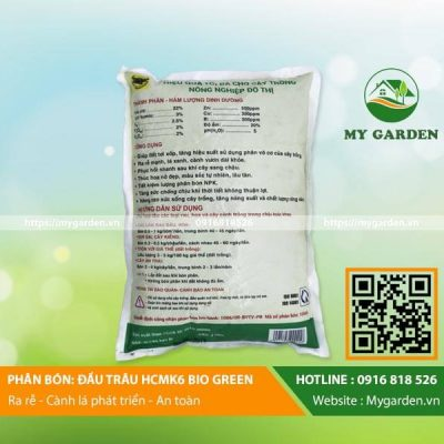 Dau trau HCMK6 Bio Green-mygarden-0916818526 2