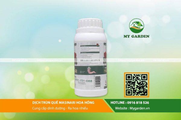 Cung cấp dưỡng chất cần thiết cho cây