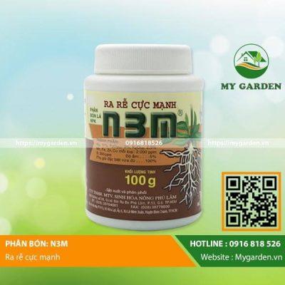 Giới thiệu thuốc kích rễ N3M