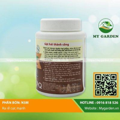 Sử dụng thuốc kích rễ N3M hiệu quả