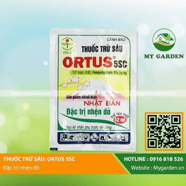 Thuốc trị nhện đỏ Ortus 5SC