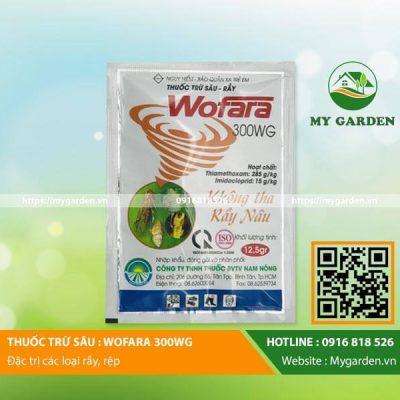 Thuốc trị rầy Wofara 300WG