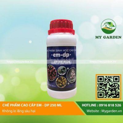 Chế phẩm sinh học EM-DP chai 250ml phòng trừ sâu hại cây