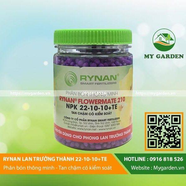 Phan-tan-cham-co-kiem-soat-RYNAN-NPK-22-10-10+TE-mygarden-0916818526-hinh-1