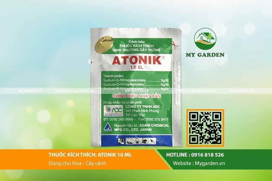Atonik tại Mygarden đang bày bán với giá cả và chất lượng hài lòng bao khách hàng