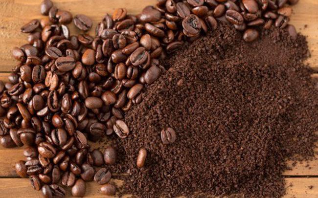 Bã cà phê - nguyên liệu an toàn và tiết kiệm