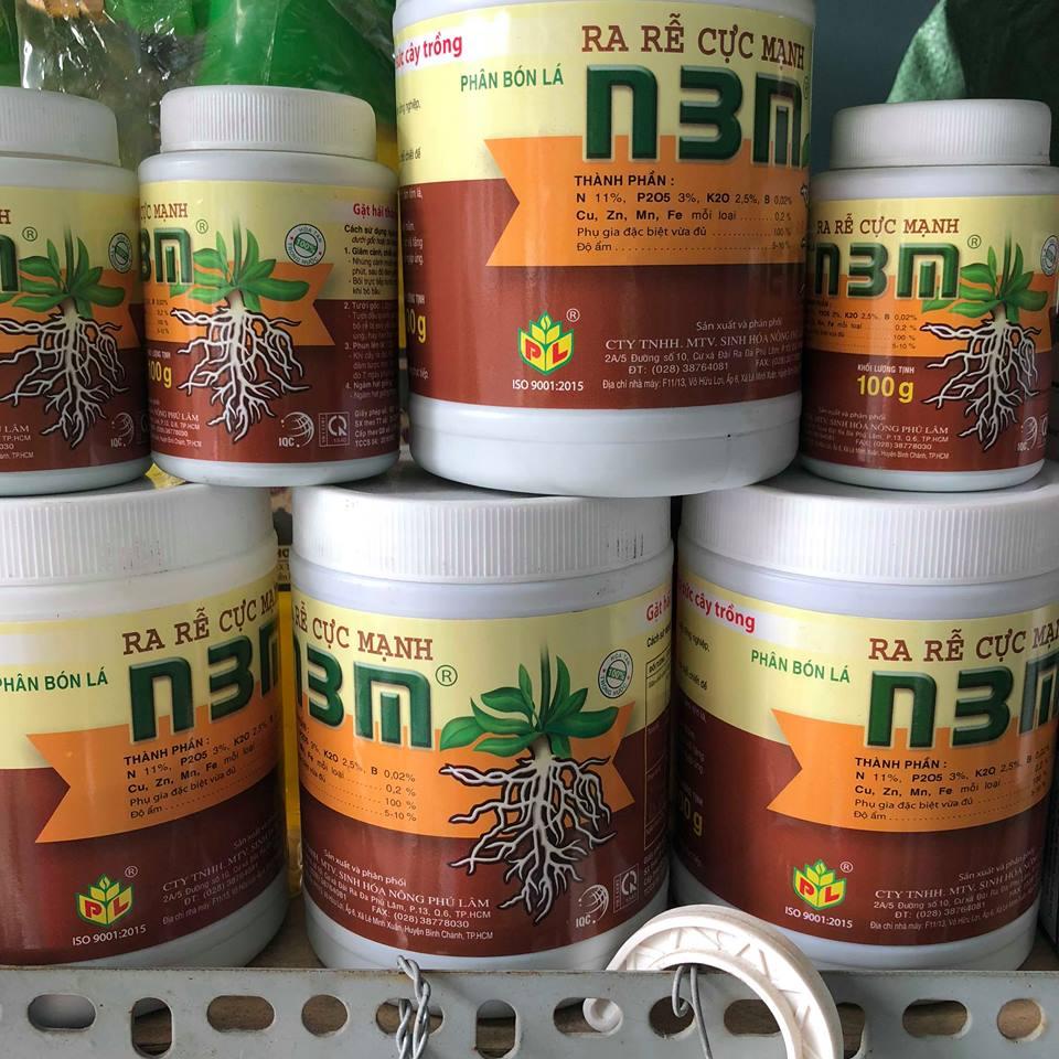 Công dụng chi tiết của thuốc N3M