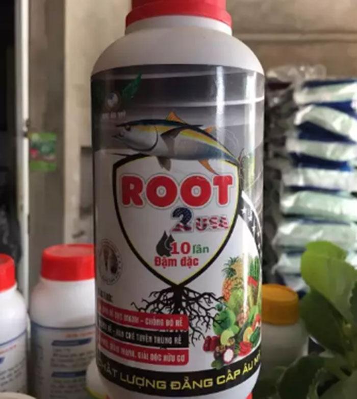 Phân bón root 2