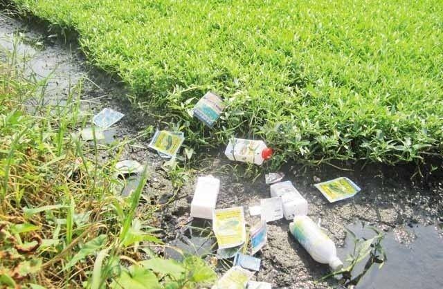 Tác hại của thuốc trừ sâu hóa học