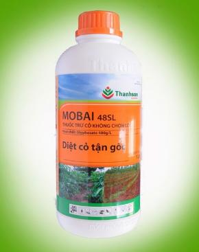 Mobai 48SL thuốc diệt cỏ tận gốc