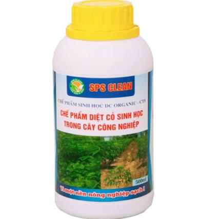 Thuốc diệt cỏ sinh học SPS CLEAN