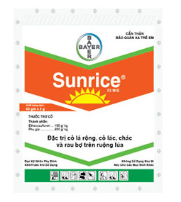 Thuốc trị nhện trắng Sunrise 5ec