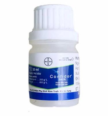 Thuốc trừ sâu không mùi Confidor 200SL