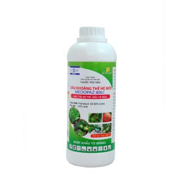 Thuốc trừ sâu sinh học không mùi MEDOPAZ 80EC