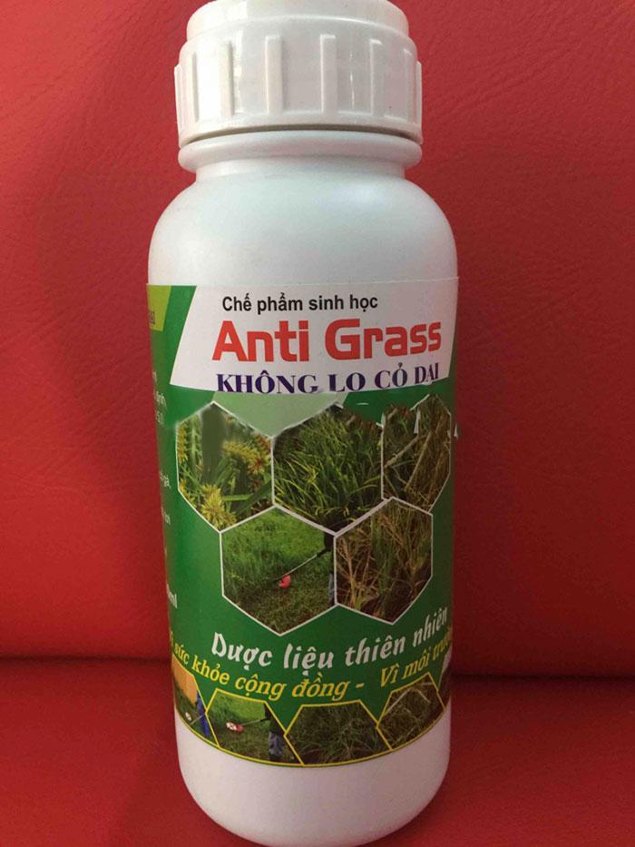 cách diệt cỏ không dùng thuốc