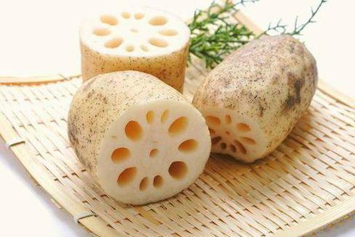 Củ Sen chứa nhiều chất dinh dưỡng