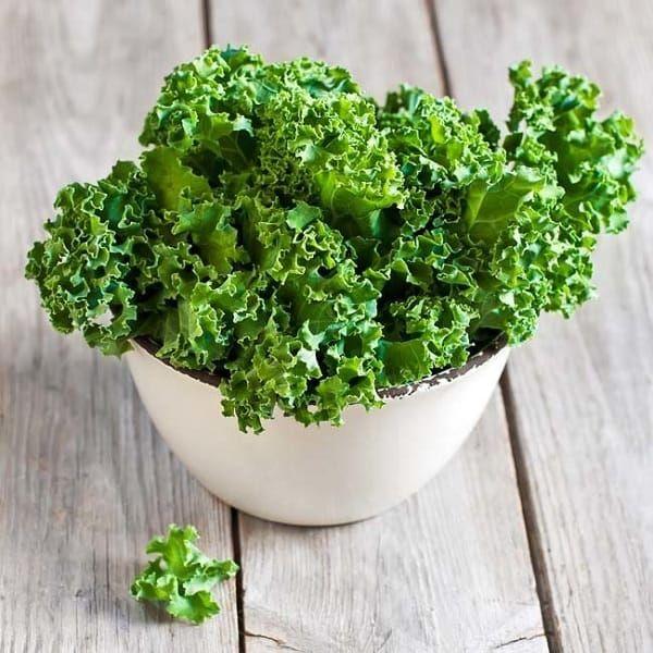 Tác dụng của hạt giống cải kale