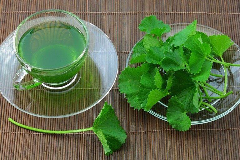 Uống nước rau má có tác dụng gì